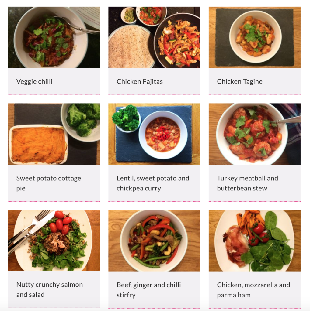 healthy - dinner - recipes